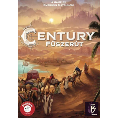 Century: Fűszerút- Bérelhető példány