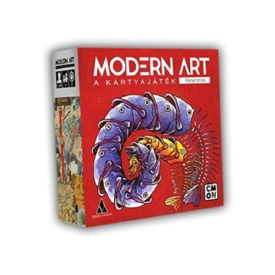 Modern Art- Bérelhető példány