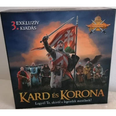 Kard és Korona - Bérelhető példány